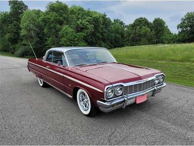 1964 Chevrolet Impala SS (CC-1490933) for sale in Troy, Missouri