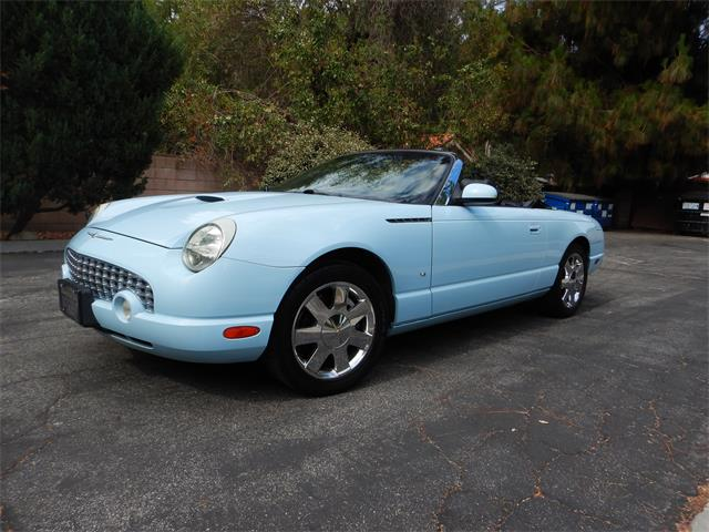 2003 Ford Thunderbird (CC-1490958) for sale in Woodland Hills, California