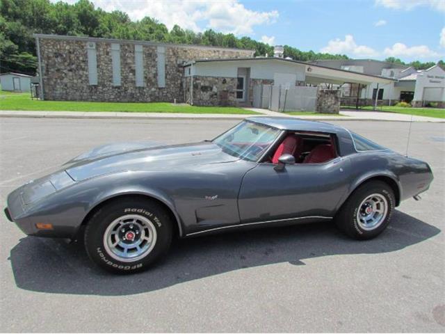 1978 Chevrolet Corvette (CC-1499674) for sale in Cadillac, Michigan