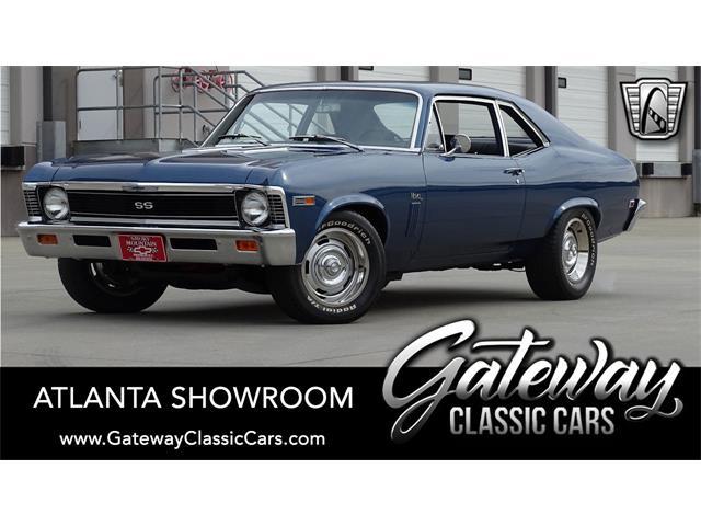 1969 Chevrolet Nova (CC-1490969) for sale in O'Fallon, Illinois