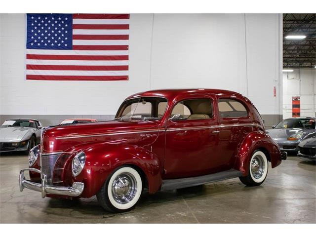 1940 Ford Sedan (CC-1490975) for sale in Kentwood, Michigan