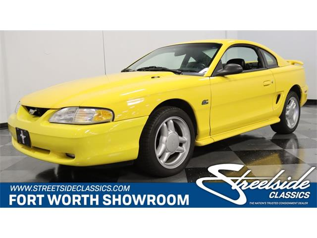 1994 Ford Mustang (CC-1490976) for sale in Ft Worth, Texas