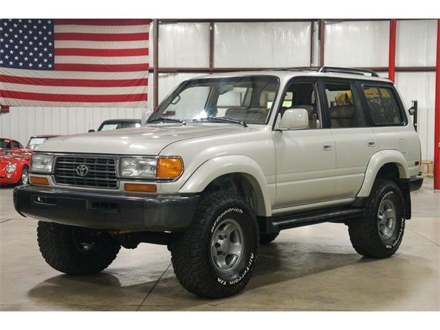 1996 Toyota Land Cruiser FJ (CC-1490980) for sale in Kentwood, Michigan