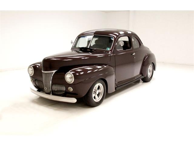 1941 Ford Business Coupe (CC-1490987) for sale in Morgantown, Pennsylvania
