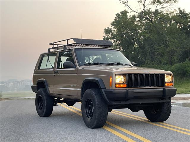 1999 Jeep Cherokee (CC-1502856) for sale in Franklin, Tennessee