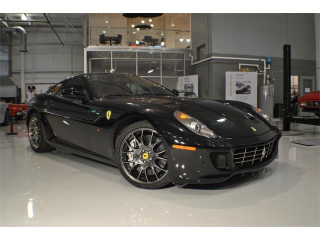 2008 Ferrari 599 (CC-1500331) for sale in Charlotte, North Carolina