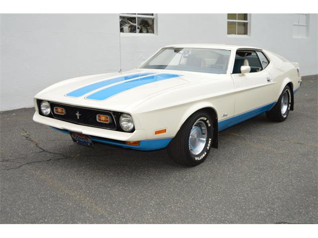 1972 Ford Mustang (CC-1503612) for sale in Springfield, Massachusetts