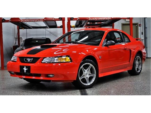 1999 Ford Mustang (CC-1504053) for sale in Plainfield, Illinois