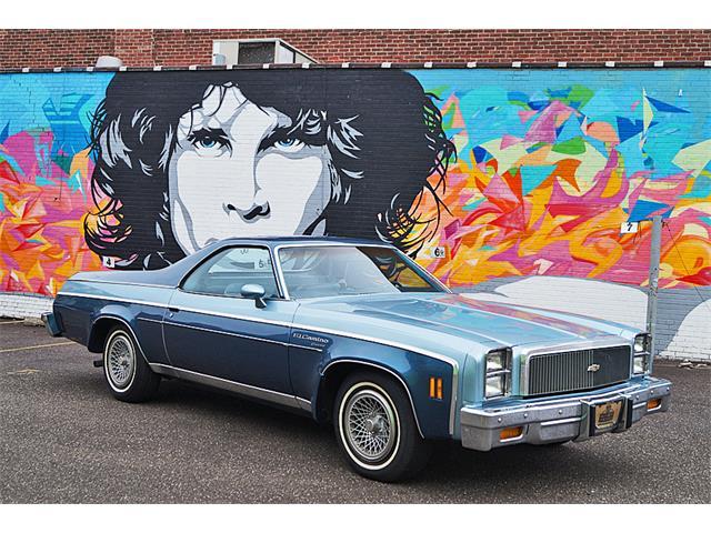 1977 Chevrolet El Camino (CC-1504811) for sale in canton, Ohio