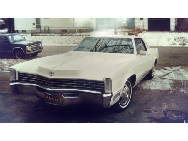 1968 Cadillac Eldorado (CC-1504813) for sale in Swartz Creek, Michigan