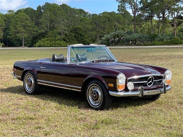 1970 Mercedes-Benz 280SL (CC-1504835) for sale in Boca Raton, Florida