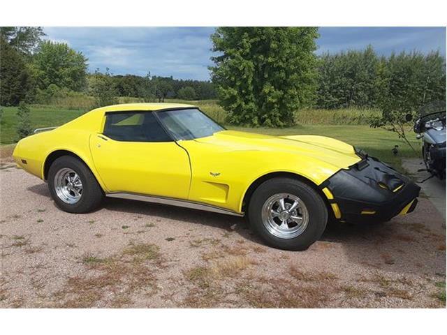 1977 Chevrolet Corvette Stingray (CC-1504838) for sale in Becker, Minnesota