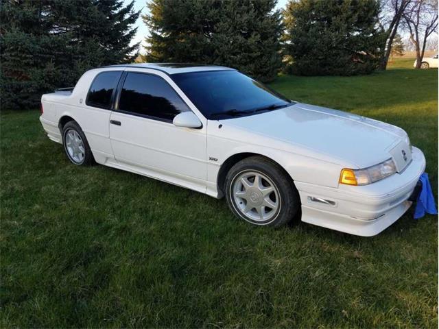 1989 Mercury Cougar (CC-1504847) for sale in Midlothian, Texas