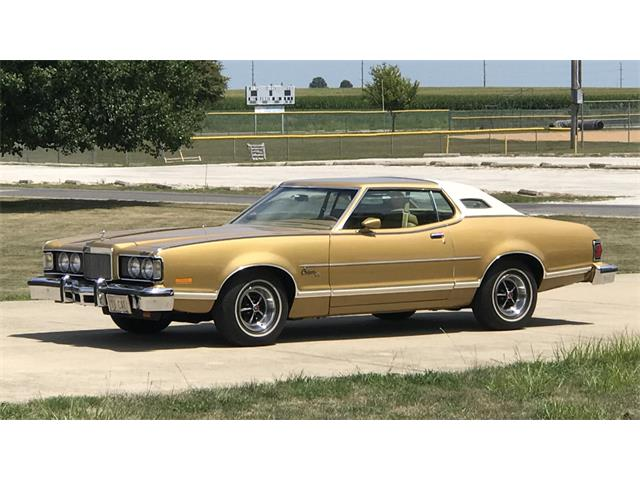 1976 Mercury Cougar XR7 (CC-1504868) for sale in Taylorville, Illinois