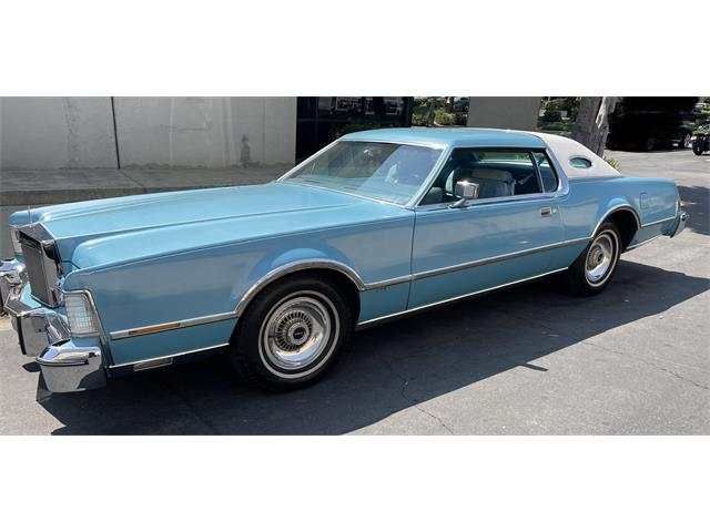 1976 Lincoln Continental Mark IV (CC-1504872) for sale in Rancho Cucamonga, California