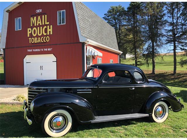 1939 Plymouth P-8 (CC-1504879) for sale in Latrobe, Pennsylvania