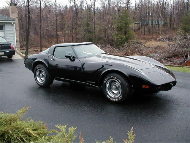 1979 Chevrolet Corvette (CC-1504888) for sale in Cadillac, Michigan