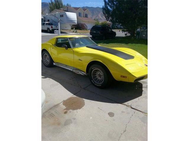 1974 Chevrolet Corvette (CC-1504955) for sale in Cadillac, Michigan