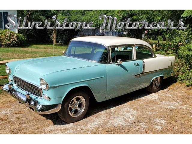 1955 Chevrolet Bel Air (CC-1504961) for sale in North Andover, Massachusetts
