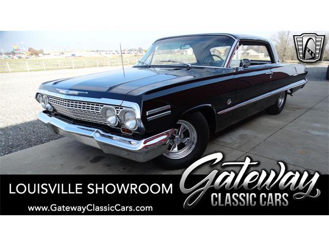 1963 Chevrolet Impala (CC-1504963) for sale in O'Fallon, Illinois