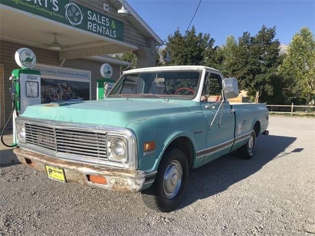 1971 Chevrolet C10 (CC-1504972) for sale in Cadillac, Michigan