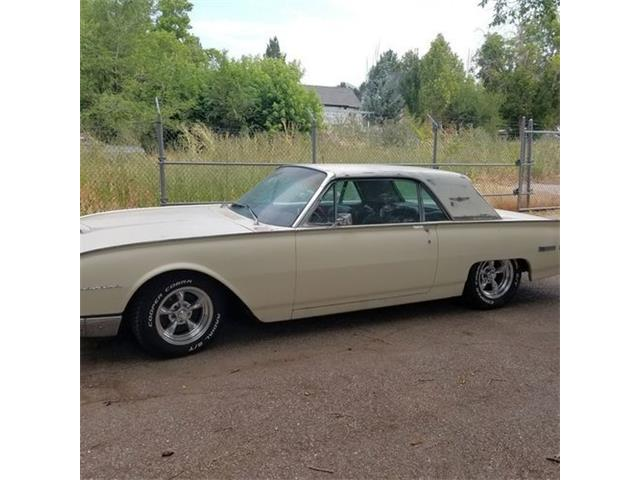1962 Ford Thunderbird (CC-1504982) for sale in Cadillac, Michigan