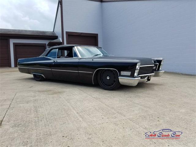 1967 Cadillac DeVille (CC-1505011) for sale in Hiram, Georgia