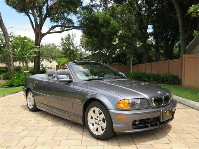 2001 BMW 325 (CC-1505015) for sale in Lakeland, Florida