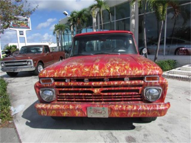 1966 Ford F100 (CC-1505020) for sale in Miami, Florida