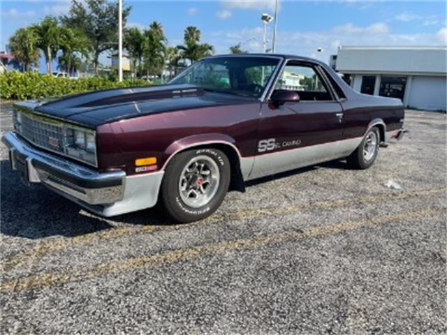 1986 Chevrolet El Camino (CC-1505021) for sale in Miami, Florida