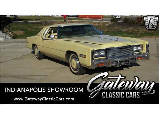 1978 Cadillac Eldorado (CC-1505035) for sale in O'Fallon, Illinois
