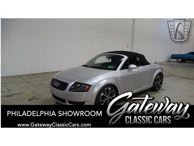 2001 Audi TT (CC-1505065) for sale in O'Fallon, Illinois