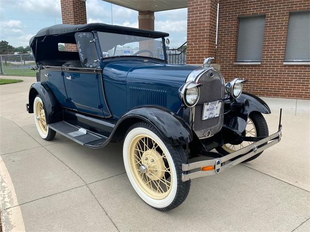 1929 Ford Model A (CC-1505106) for sale in DAVENPORT, Iowa