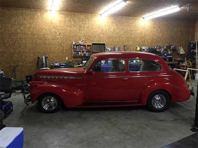 1940 Chevrolet 2-Dr Sedan (CC-1505129) for sale in Hardyville , Kentucky