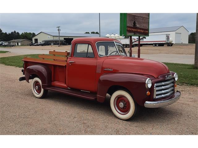 1951 GMC 5-Window Pickup (CC-1505135) for sale in sioux falls, South Dakota