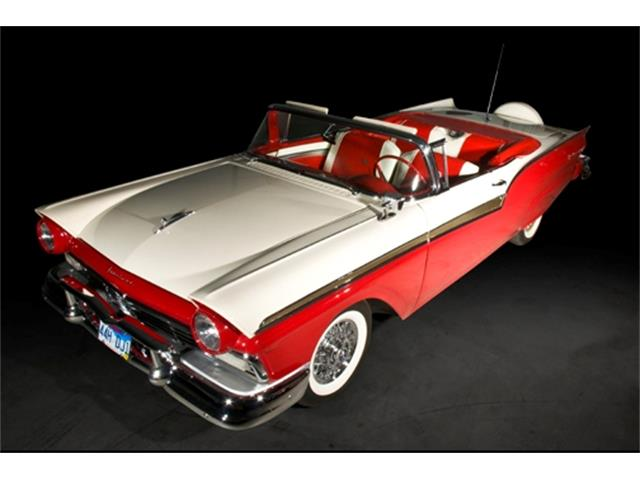 1957 Ford Fairlane 500 (CC-1505141) for sale in sioux falls, South Dakota