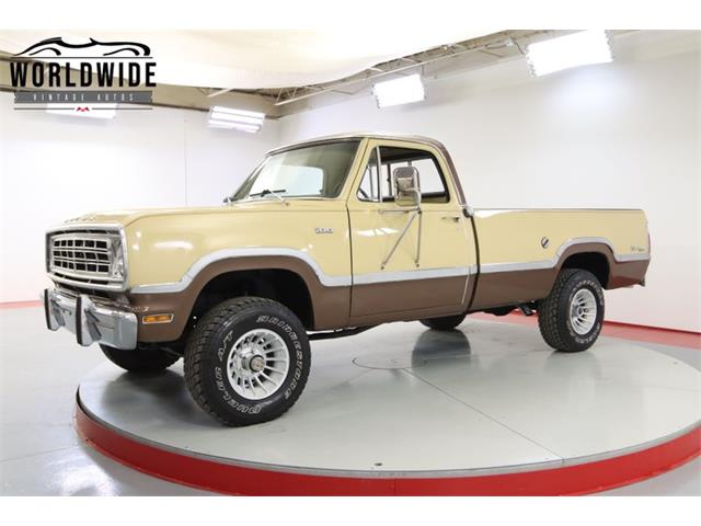 1974 Dodge W100 (CC-1505166) for sale in Denver , Colorado