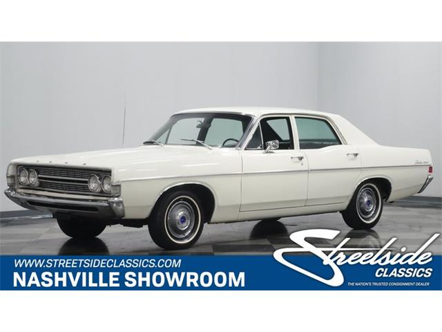 1968 Ford Fairlane (CC-1505172) for sale in Lavergne, Tennessee