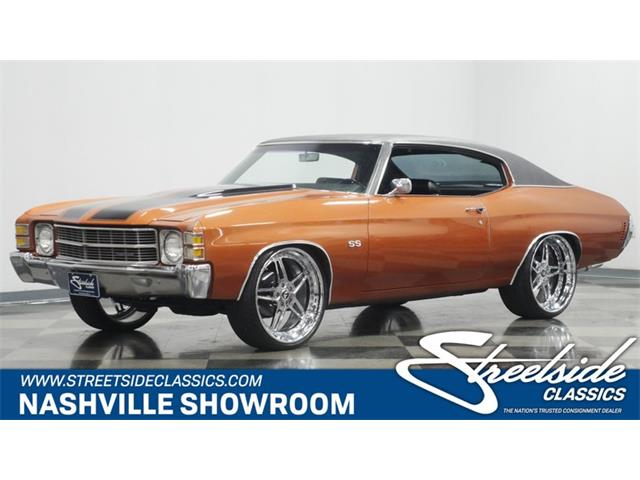 1971 Chevrolet Chevelle (CC-1505174) for sale in Lavergne, Tennessee