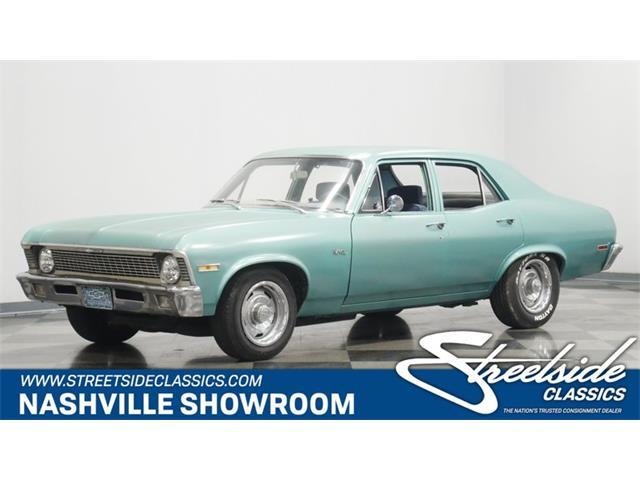 1970 Chevrolet Nova (CC-1505183) for sale in Lavergne, Tennessee
