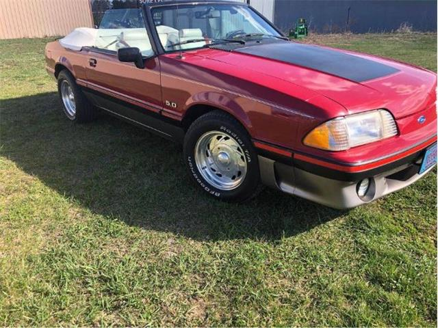 1988 Ford Mustang (CC-1505194) for sale in Cadillac, Michigan