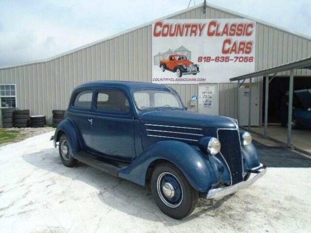 1936 Ford Street Rod (CC-1505196) for sale in Staunton, Illinois