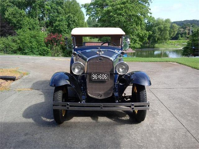 1931 Ford Model A (CC-1505197) for sale in Cadillac, Michigan