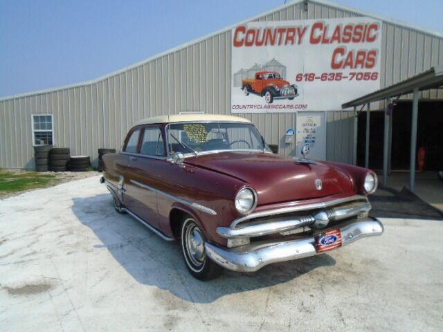 1953 Ford Crestline (CC-1505198) for sale in Staunton, Illinois