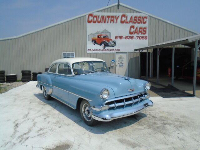 1954 Chevrolet 210 (CC-1505200) for sale in Staunton, Illinois