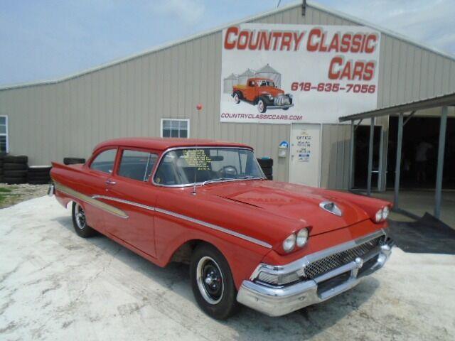 1958 Ford Custom 300 (CC-1505201) for sale in Staunton, Illinois