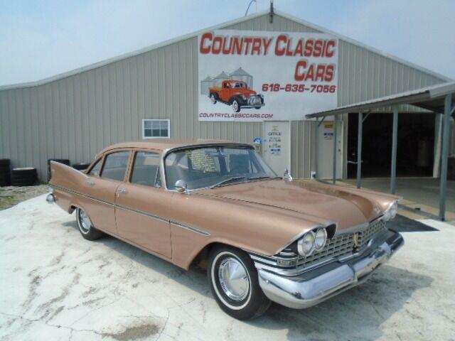 1959 Plymouth Savoy (CC-1505202) for sale in Staunton, Illinois