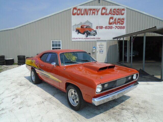 1970 Plymouth Duster (CC-1505207) for sale in Staunton, Illinois