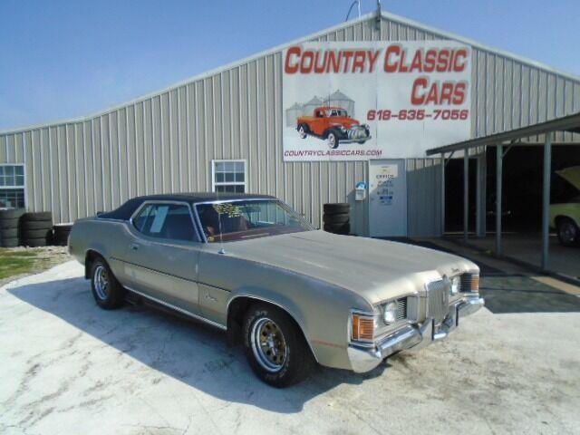 1971 Mercury Cougar (CC-1505208) for sale in Staunton, Illinois