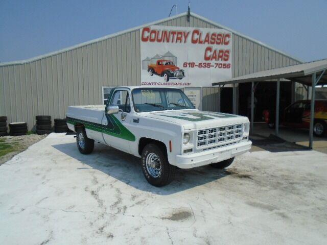 1979 Chevrolet C10 (CC-1505222) for sale in Staunton, Illinois